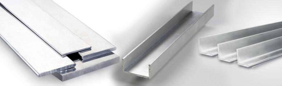 Pletinas de aluminio tubos de aluminio angulos de for Perfiles de aluminio catalogo